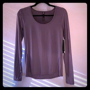 Reflex Long Sleeve Workout Shirt